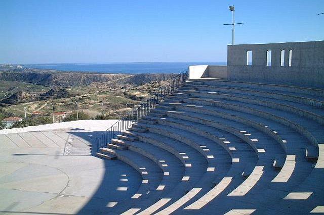 Pissouri amphitheatre
