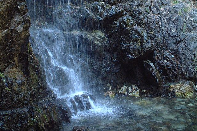 Caledonian Falls, Troodos