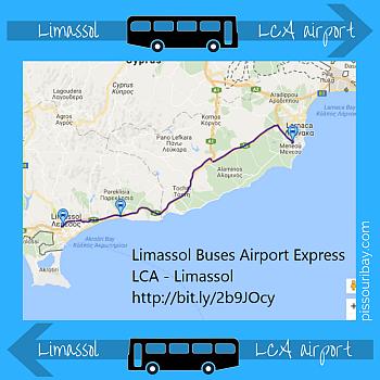 LCA Airport Express