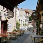 Alley to Pissouri Square