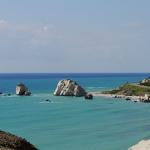 Aphrodites Rock - birthplace of the legendary Goddess
