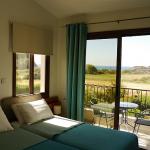 Bedroom 2 panoramic sea views