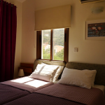 Bedroom 3 with valley and mountain views