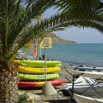 Pissouri watersports - can you have too much choice?