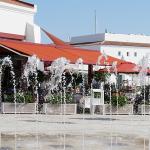 Fountains at Limassol Marina