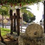 Grinding wheel at Artemis, Pissouri Bay