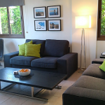 New sofas - sooo comfy!
