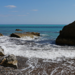 Black Rock, Pissouri beach