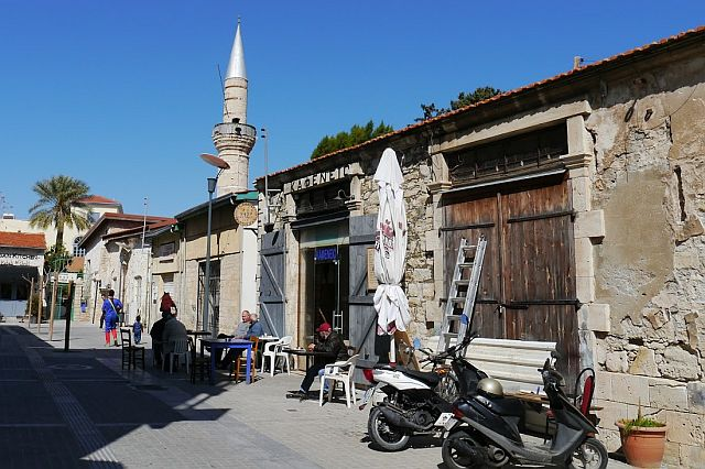 Limassol old town