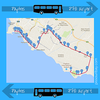 Bus 613 and 612 PFO - Paphos