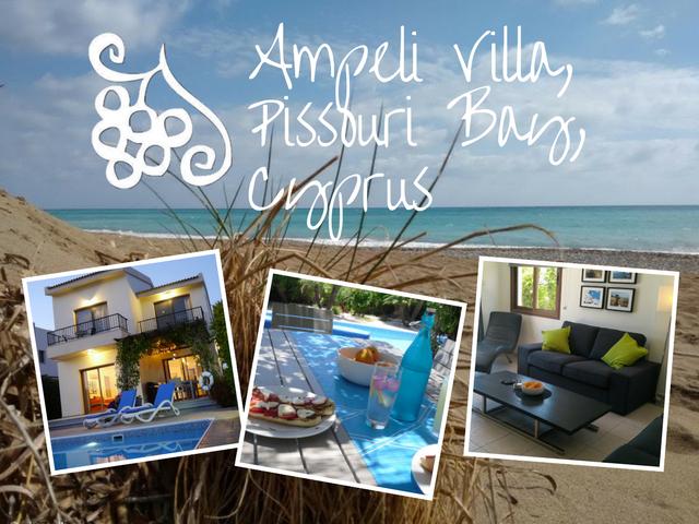 Ampeli Villa, Pissouri Bay, Cyprus