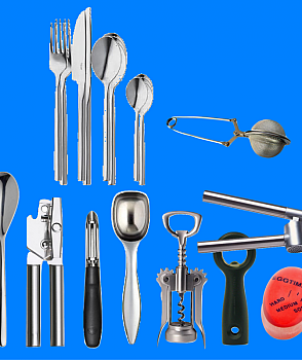 Utensils | top 2 drawers