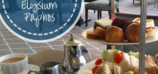 Love Afternoon Tea? Try the Elysium, Paphos