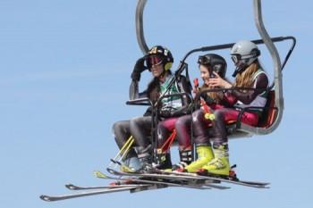 Cyprus ski lift