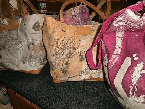 Gabi Boehm textile artist Anogyra