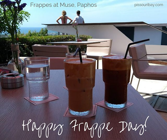 Happy Frappe Day!