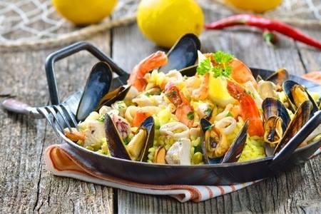 Kentroikon seafood