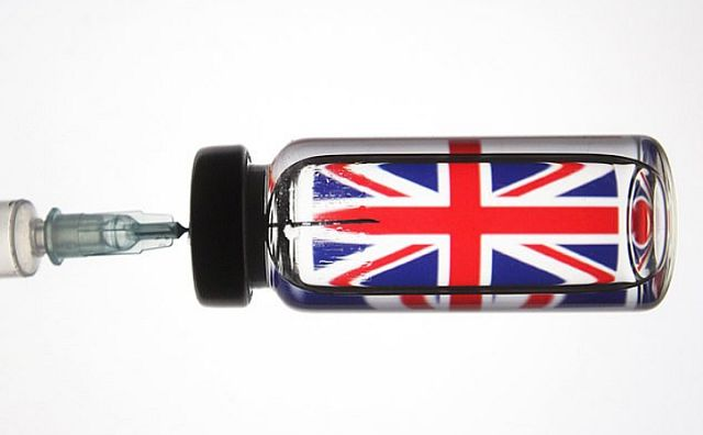 UK vaccine rollout