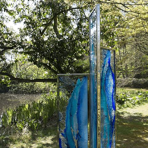 Yorgos Papadopoulos glass artist Kedares