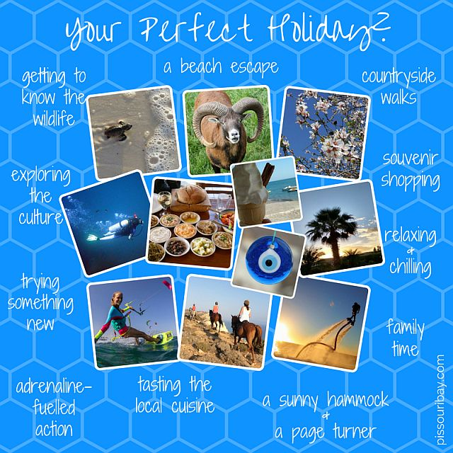 Your perfect holiday